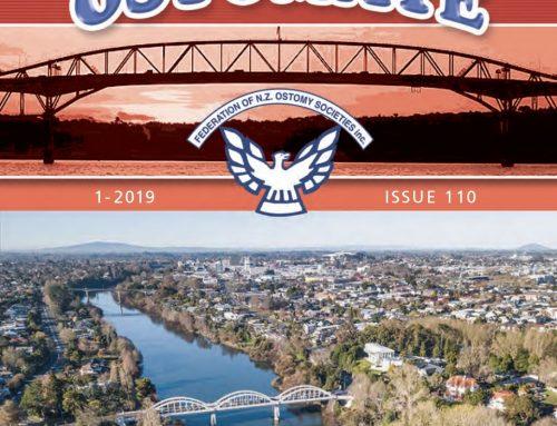 NZ Ostomate Magazine – 1 2019